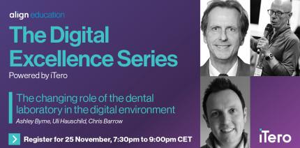 Online-Seminar zur digitalen Exzellenz speziell für Dentallabore