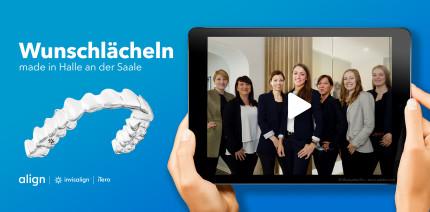 Invisalign Go: Wunschlächeln made in Halle an der Saale