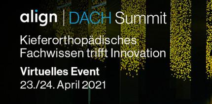 Virtueller Align DACH Summit vom 23. bis 24. April  2021
