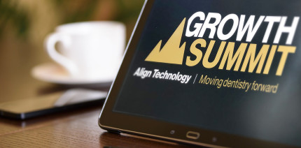 Digitales Format: Align Technology Growth Summit 2020