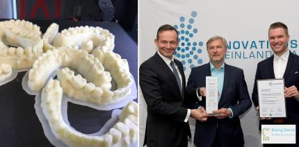 Einen Euro Pfand zurück für 3D-Druckmodelle