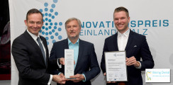 "Innovationspreis ""Handwerk"" 2019 ging an Bösing Dental"