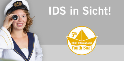 BEGO International Youth Boat 2019 – Jetzt anmelden!