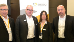 BEGO präsentiert Produktneuheiten auf der IDS 2019