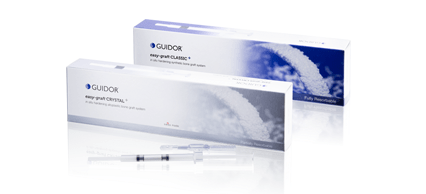 GUIDOR® easy-graft CLASSIC+
