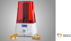 Der BEGO Varseo XS – maßgeschneidert für den dentalen 3D-Druck
