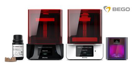 BEGO 3D-Druck Materialien – Jetzt auch EU-weit erhältlich