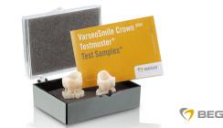 Kostenloser Probedruck der 3D-Druck-Weltneuheit VarseoSmile Crown plus