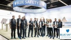 Großes Vertrauen in BLUE SAFETY auf der IDS