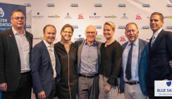 """Praxis+Award: BLUE SAFETY unterstützte """"Branchen-Oscars"""""""