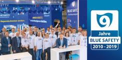 BLUE SAFETY: Münsteraner Wasserexperten feiern Jubiläum