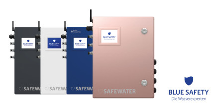 BLUE SAFETY informiert in Stuttgart zu Wasserhygiene