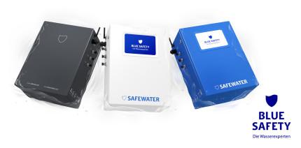 BLUE SAFETY: Sichtbare Hygiene für mehr Praxisumsatz