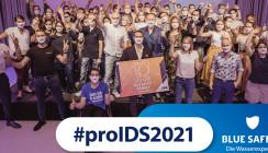 BLUE SAFETY befürwortet die Austragung der IDS 2021