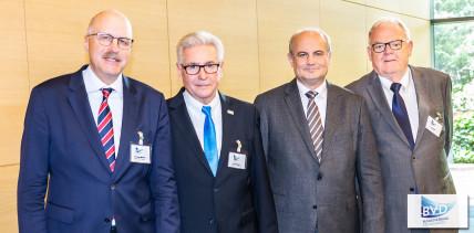 Stefan Heine ist neuer Vizepräsident des BVD