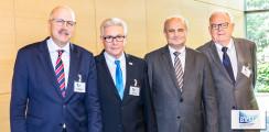 Jetzt komplett: Peter Berger vervollständigt BVD-Vorstand