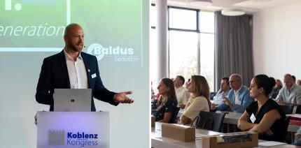 Erfolgreiche Premiere: 1. Deutscher Lachgaskongress in Koblenz
