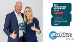 Baldus Medizintechnik: erneut Top-Arbeitgeber des Mittelstands