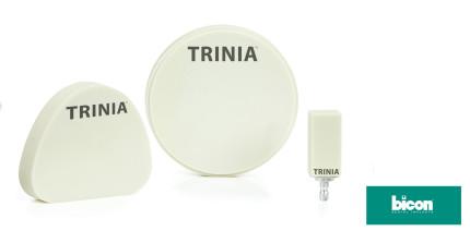 Metallfrei in die Zukunft: TRINIA – das revolutionäre CAD/CAM-Material