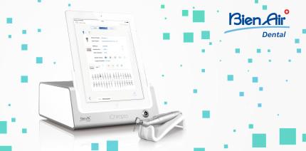 Bien-Air: iChiropro punktet mit neuer App-Version 2.4