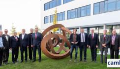 CAMLOG weiht hochmodernes Vertriebsgebäude in Wimsheim ein