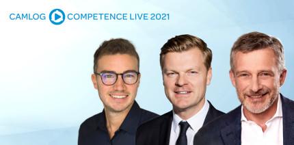 CAMLOG COMPETENCE LIVE 2021 startet wieder