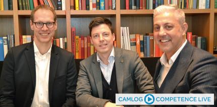 CAMLOG COMPETENCE LIVE 2020 – Mittendrin statt nur dabei!