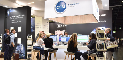 Kein Messestand: IDS 2021 ohne die CGM Dentalsysteme GmbH