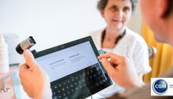 Gesundheitsversorgung mit digitalen Helfern sicherstellen