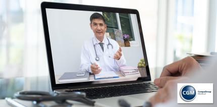 Kostenlose Videosprechstunden schützen Personal und Patienten