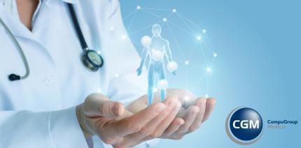 CGM erweitert Portfolio und stärkt digitale Patient Journey