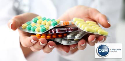 CGM: mehr Sicherheit für Patienten durch Warnfunktion im Verordnungsvorgang