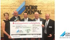 DÜRR DENTAL SE: Spendengala für Afrika 60.000 Euro für Mercy Ships