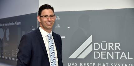 Erweiterung im Vorstand bei DÜRR DENTAL