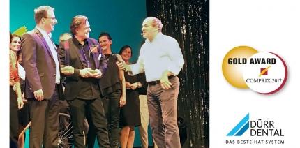 Dürr Dental gewinnt Preis für kreative Kommunikation