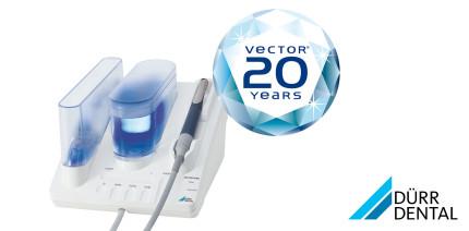 Einer für alles: Ultraschallsystem Vector® feiert sein 20. Jubiläum