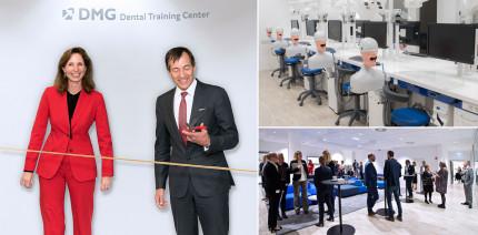 DMG weiht Dental Training Center in Hamburg ein