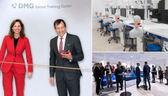 DMG weiht Dental Training Center in Hamburg ein