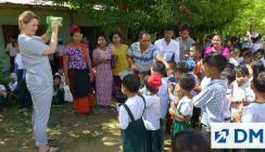 DMG unterstützt zahnmedizinische Hilfe für Myanmar