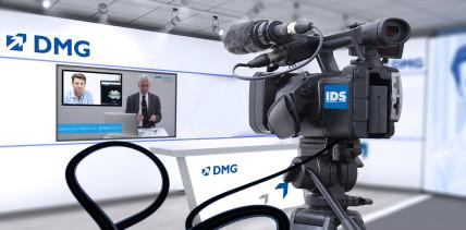 IDS 2021: DMG ist für Sie da – persönlich oder virtuell