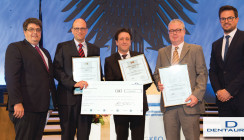 Arnold-Biber-Preis-Gewinner 2017 in Bonn geehrt