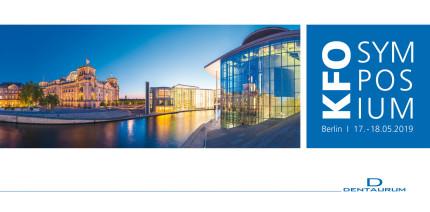 Kongress-Highlight 2019 von Dentaurum: 3. KFO-Symposium in Berlin