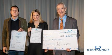 Innsbruckerin gewinnt Wissenschaftlichen Förderpreis 2020