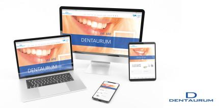 www.dentaurum.com: Dentaurum geht mit neuer Website online