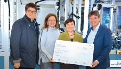 Finanzielle Unterstützung für Lilith-Fachberatungsstelle von Dentaurum