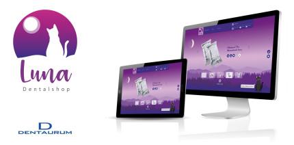 Dentaurum präsentiert Luna: Neuer Online-Shop für das Praxispersonal