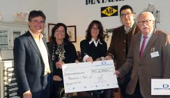 Dentaurum unterstützt Hilfsprojekte für Menschen in Not