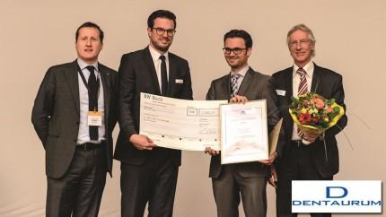 Wissenschaftlicher Förderpreis der ÖGKFO