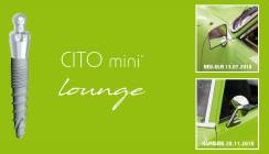 Premiere mit viel PS: Die CITO mini® Lounges 2018