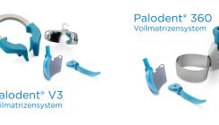 Palodent – natürliche Konturen mit Teil- oder Vollmatrizensystem